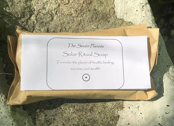 Solar Ritual Soap