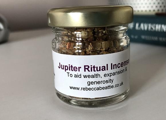 Jupiter Ritual Incense