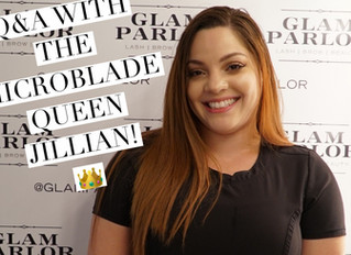 Get to know our Microblading Brow Queen, Jillian!