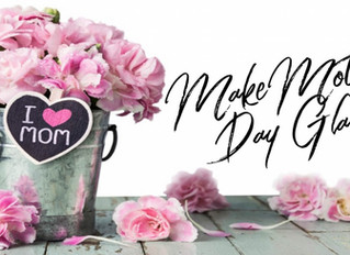 Make Mother's Day super glam this year!