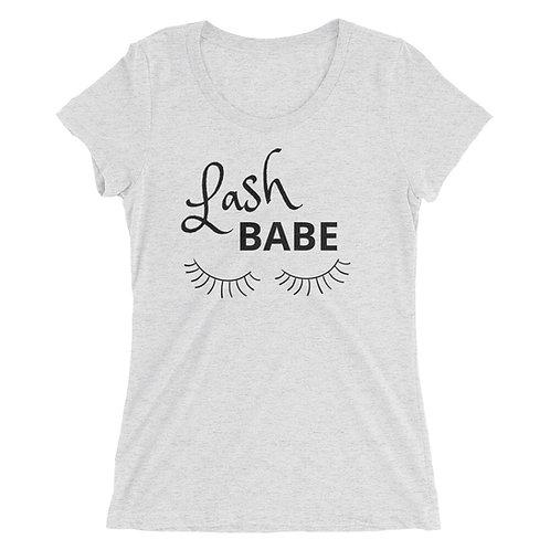 Lash Babe Ladies' short sleeve t-shirt