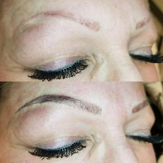 3d eyebrows