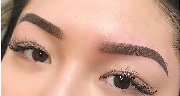 Ombre Eyebrows