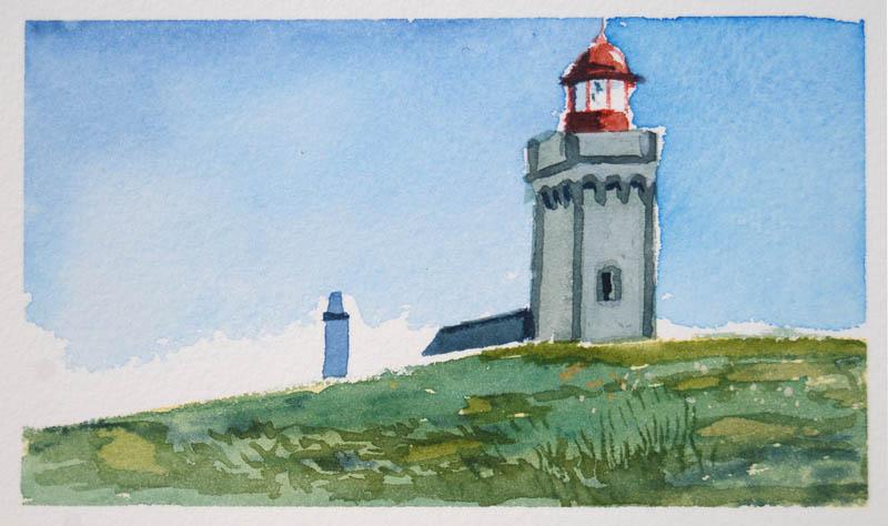 Le phare du Taillefer