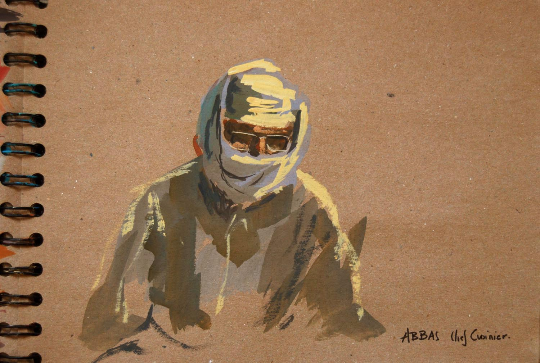 le cuisto Abbas