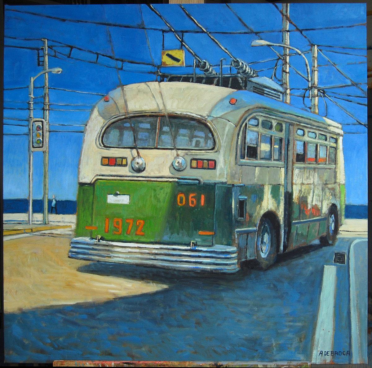Le Bus de Valparaiso