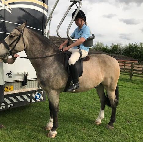 Horseplay - Para Rider Hoist