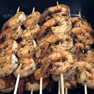 Charbroiled Shrimp
