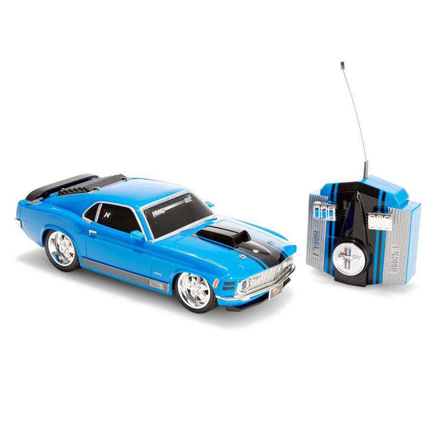 Nikko Radio Control 1:16 - 1970 Ford Mustang Mach
