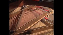 Expérience piano préparé