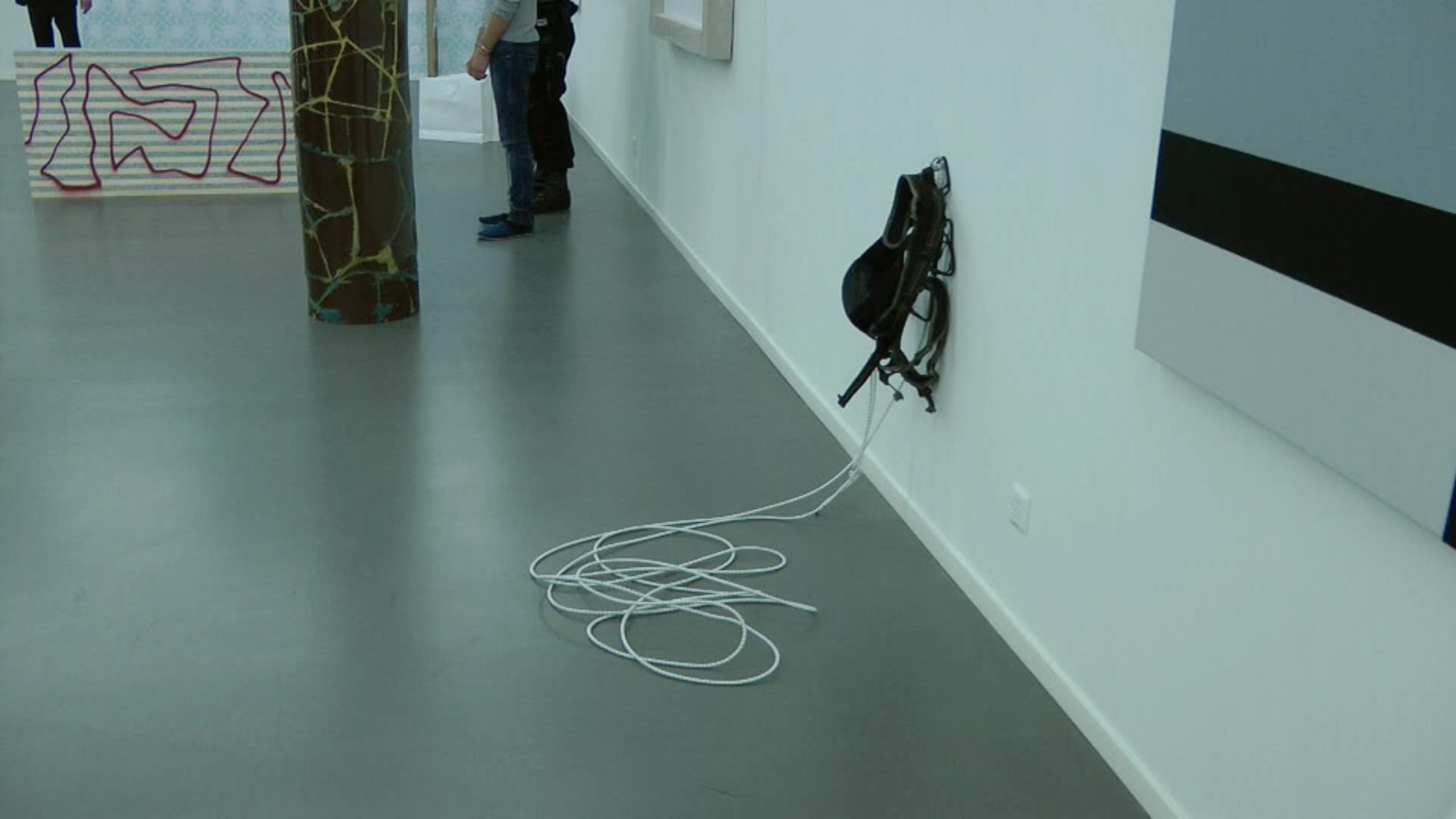 Performance #1 - ECAL, Lausanne 2012