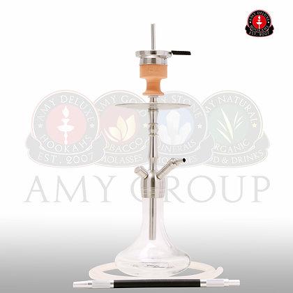 Amy Deluxe SS12 - نارجيلة، أرجيلة لون شفاف