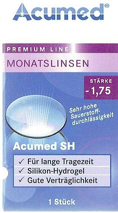 Monatslinsen 1.75 - عدسة شهرية