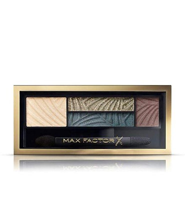 مجموعة من ماكس فاكتور 2 بـ 1ظل للعين ومسحوق للحواجب - ألوان دخانية داكنة