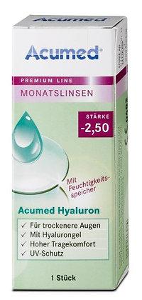 Monatslinsen 2.50 - عدسة شهرية للعيون الجافة