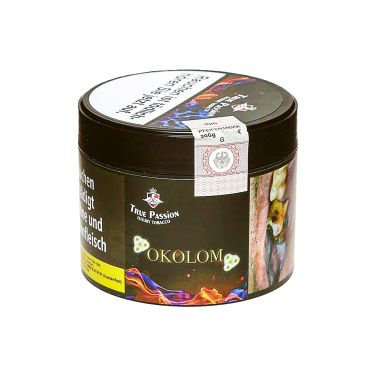 True Passion Tobacco Okolom 200g - معسل