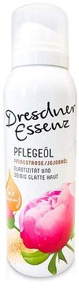 Dresdner Essenz Pflegeöl Pfingstrose-Jojobaöl, 125 ml