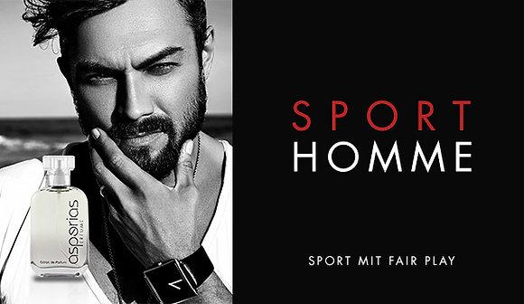 Homme Sport 004   العطر الرياضي للرجال