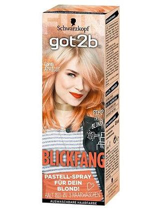 Schwarzkopf - got2b Blickfang PS3 Candy Apricot Stufe 1