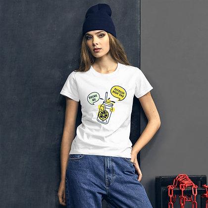 قميص، تي شيرت كلاسيكي للنساء