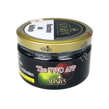 Adalya The Two App - Doppelapfel 200g - معسّل