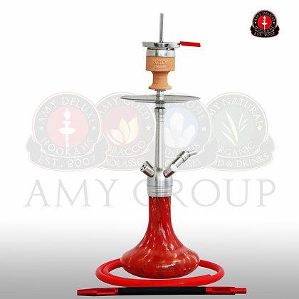 Amy Deluxe SS11 - نارجيلة، أرجيلة لون أحمر