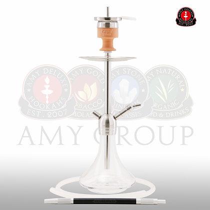 Amy Deluxe SS13 - نارجيلة، أرجيلة لون شفاف