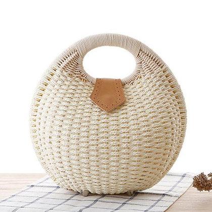 شنتة - حقيبة يد كلاسيكية محبوكة بجودة عالية