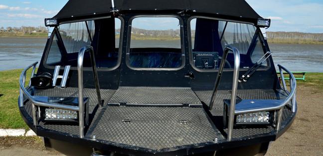 Наши катера представленны в трёх вариантах комплектации