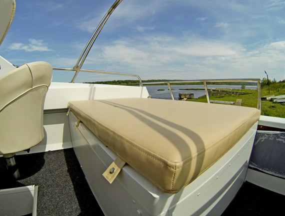 водомётный катер Бриз 580