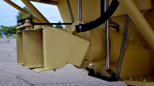 """Силовая установка катера """"Бриз 550"""""""