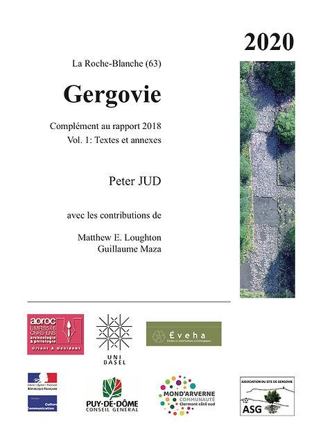 Gergovie Rapport complémentaire Vol 1_c