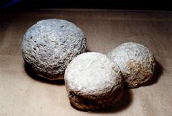 Gergovie boulets de baliste