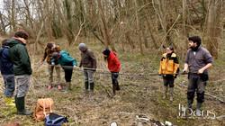 11-03-16 - Carottage du Lac de Gergovie - Henri Derus Photographie 033