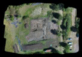 Gergovie, porte sud de l'oppidum
