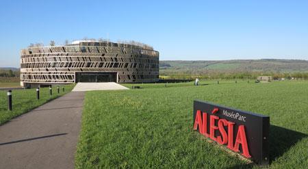 Alesia- visite