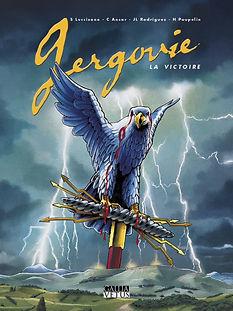 Gergovie - La victoire