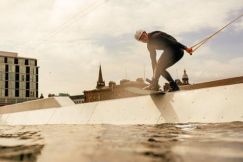 Dundee- Wakeboard Zak