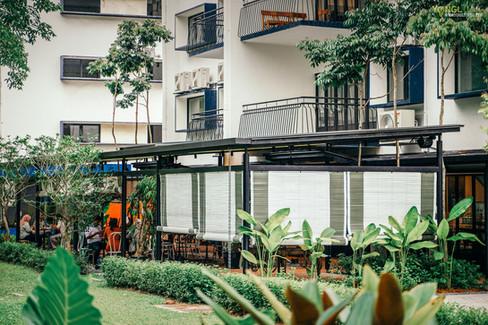 The Story of Taman Tunku - Exterior