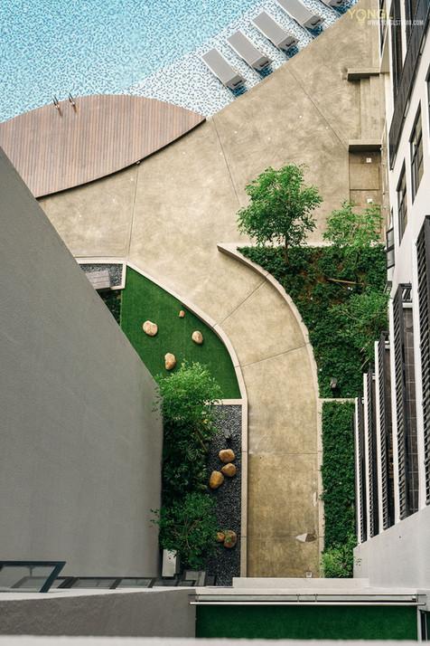 The Nest Residences - Exterior