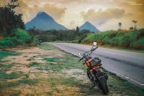 Ducati Project Supersport around Peninsular Malaysia - Exterior
