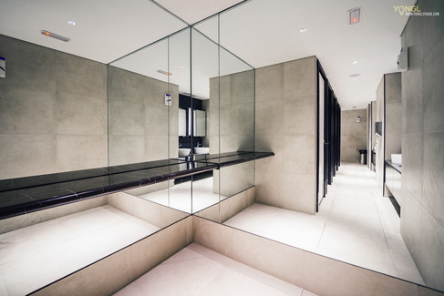 Menara Milenium - Interior