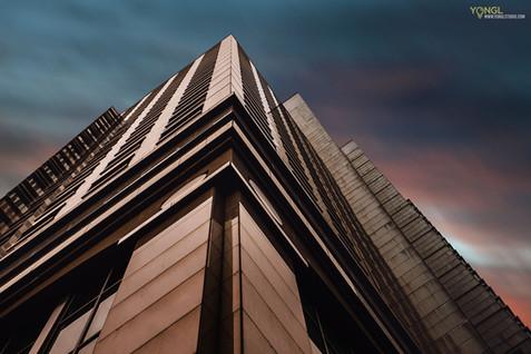 Menara Milenium - Exterior