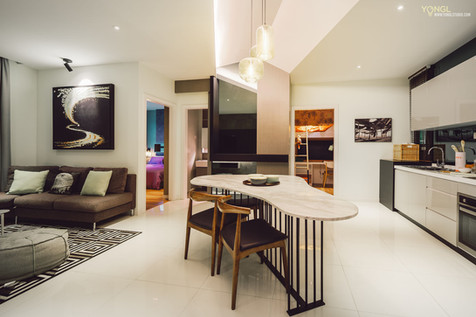 The Nest Residences - Interior