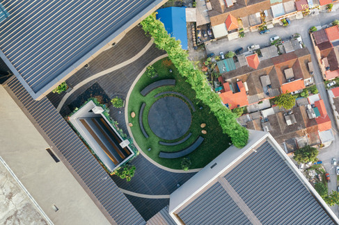 The Nest Residences - Aerial