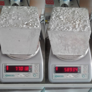 STRUCTURAL LIGHT WEIGHT CONCRETE