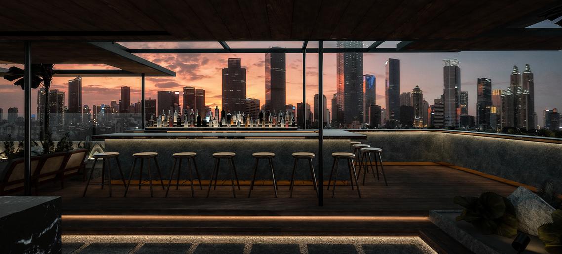 Noru Rooftop Bar