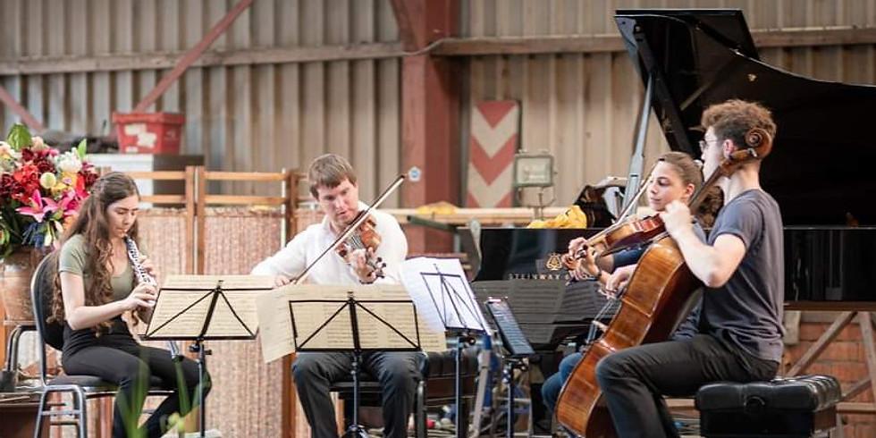 MuziekHaven programmeert: Jong Talent met Maria Milstein