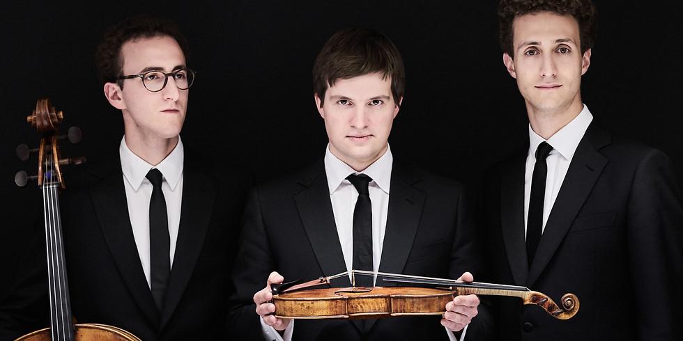 BS - Busch Trio, Daniel Palmizio, Naomi Shaham