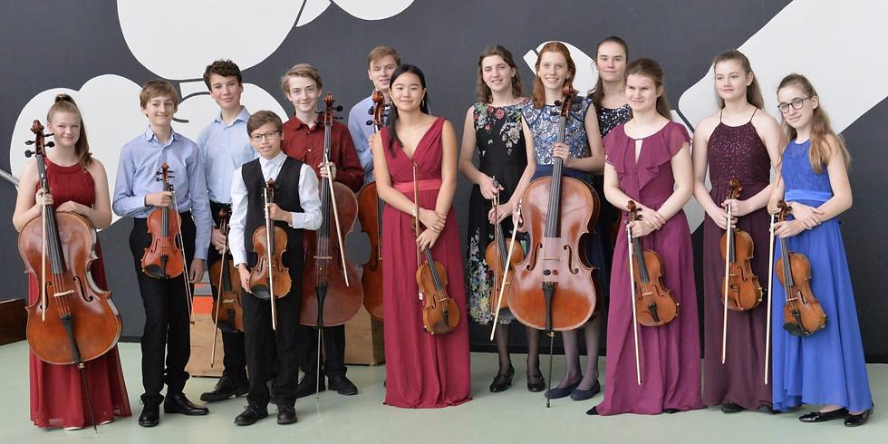 12:30 Fancy Fiddlers